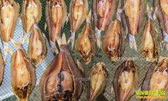 广西隆林县:鱼干加工成养鱼户脱贫致富好项目