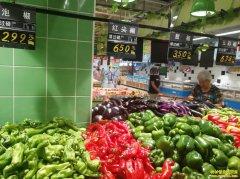 连续降雪天气 蔬菜价格小幅上涨