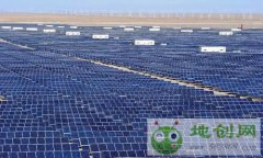 青海柴达木循环经济区追风逐日发展清洁能源